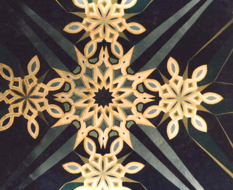 Close-up of Starcrystal Image